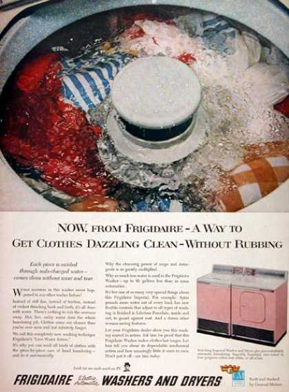 Frigidaire Washer Dryer (1956)