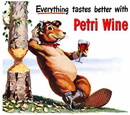 Petri Wine, Nick Carter (1948)