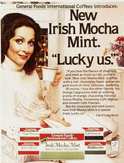 Irish Mocha Mint