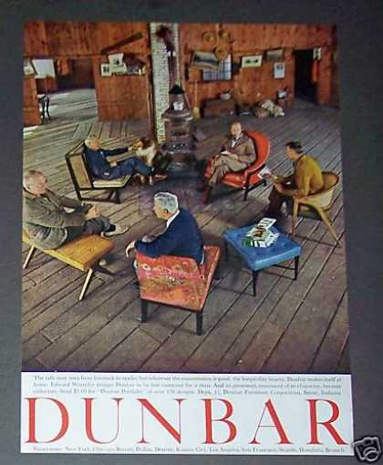 Dunbar Furniture Lodge Photo (1962)