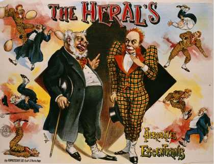 The Heral's (1900)