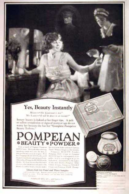 Pompeian Beauty Powder #2 (1919)