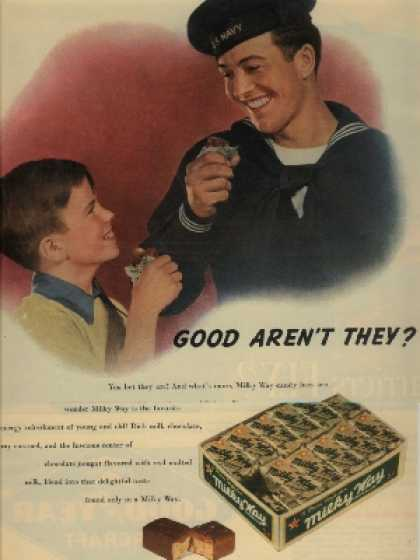 "Mar's ""Good aren't they"" (1943)"