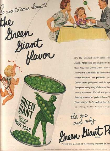 Green Giant's Cupid (1957)