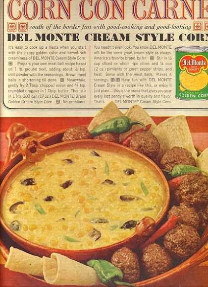 Del Monte's Golden Corn (1962)