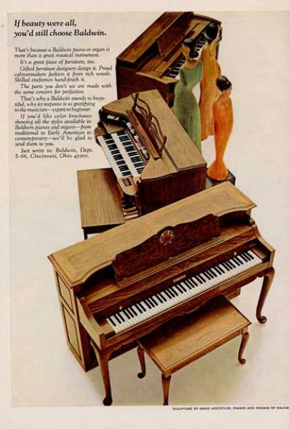 Baldwin Piano Organ (1966)