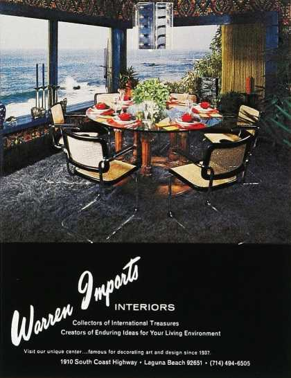 Warren Imports Interiors