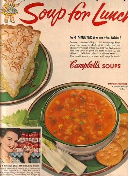 Campbell's Soups (1953)