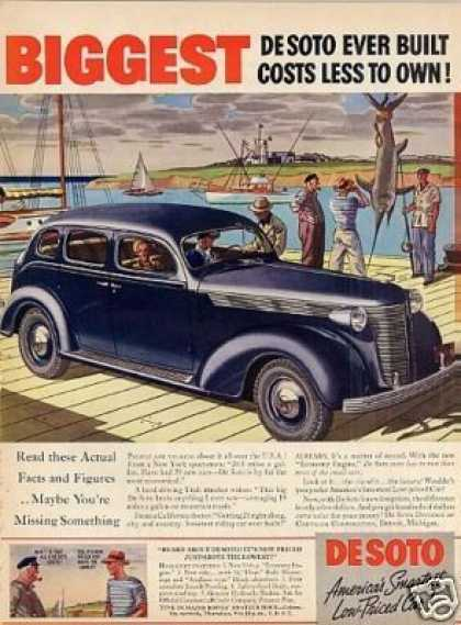 Desoto Car Color (1937)
