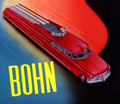 Streamlined for Action! Bohn Aluminum & Brass (1945)