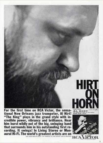 Nice Al Hirt Photo Rca Album Jazz (1969)