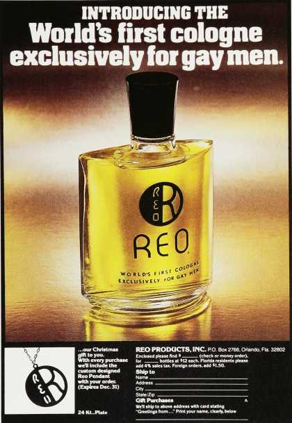 Reo for Gay Men
