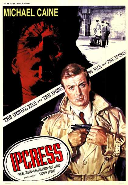 The Ipcress File (1965)