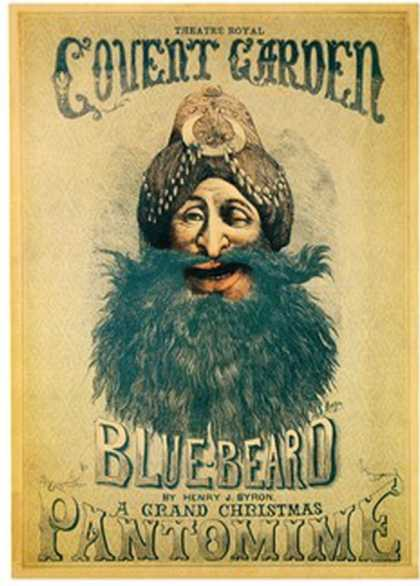 Bluebeard Pantomime – Covent Garden Theatre