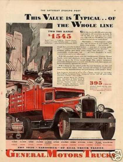 Gmc Truck Color (1930)