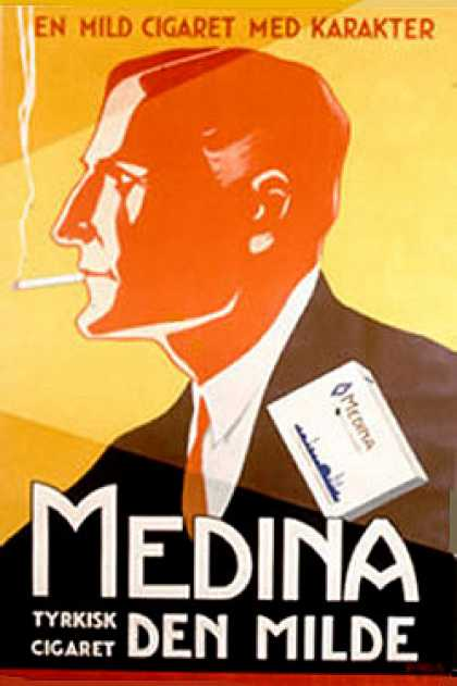 Medina &#8211; Trygve M. Davidsen &#8211; Noruega (1930)