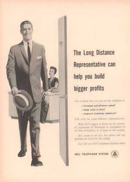 Bell Telephone System – Build Bigger Profits (1958)