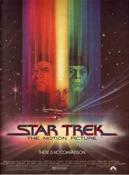 Star Trek – The Motion Picture (Star Trek) (1979)