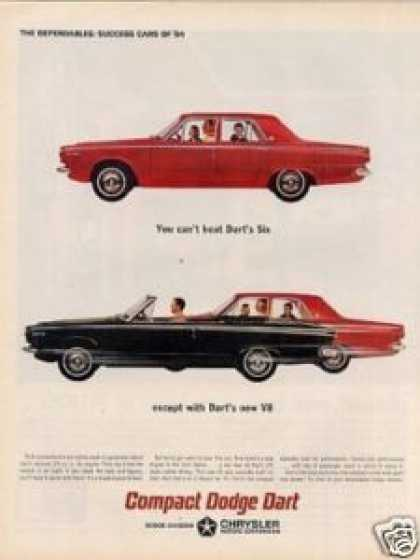 Dodge Dart Car (1964)