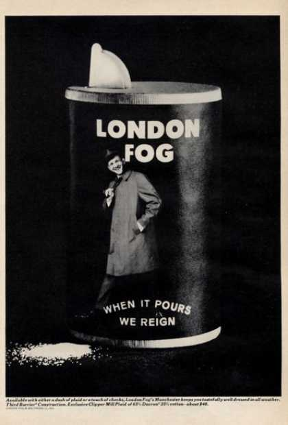 London Fog Manchester Coat (1965)