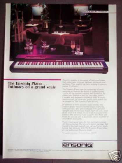 Ensoniq Electric Piano (1986)