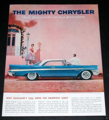 Chrysler New Yorker, Smart (1957)