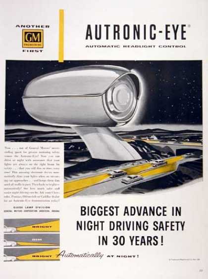 GM Autronic Eye (1954)