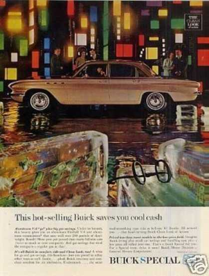 Buick Special Car (1961)