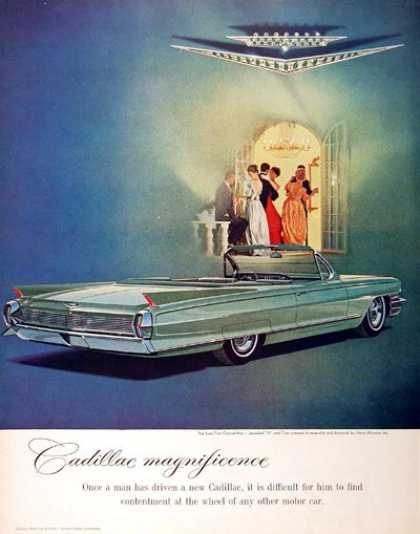Cadillac Sixty Two Convertible (1962)