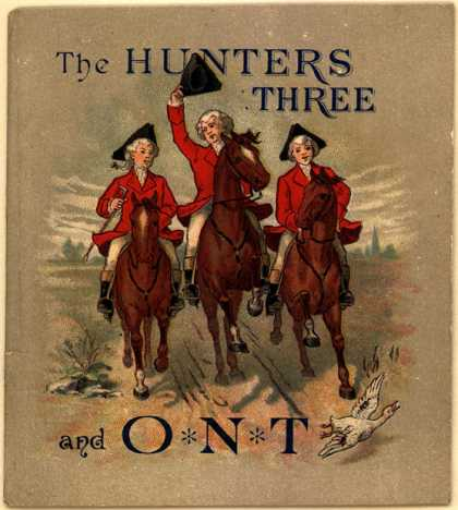 Clark's O.N.T. Spool Cotton's spool cotton – The Hunters Three and ONT