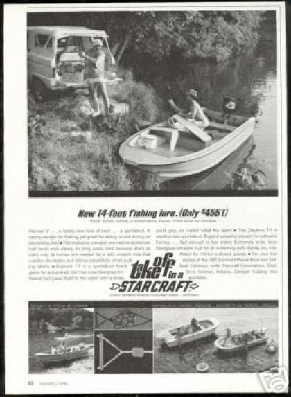 Starcraft Boat 3 Photo Vintage (1967)