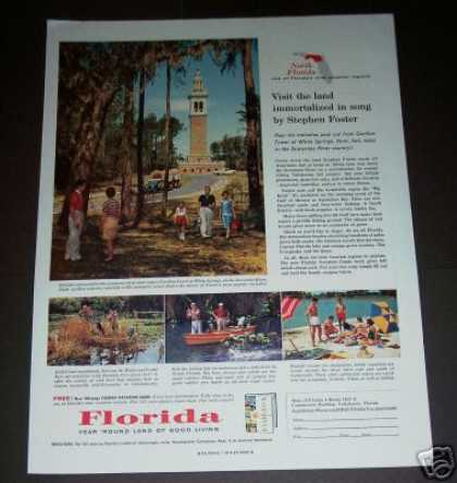 Original Florida Stephen Foster Tavel (1958)