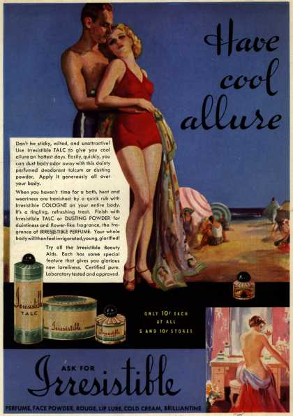 Irresistible – Have cool allure (1936)