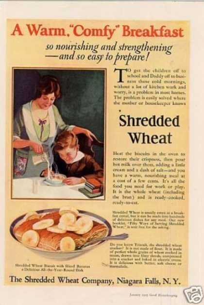 Shredded Wheat Color (1925)