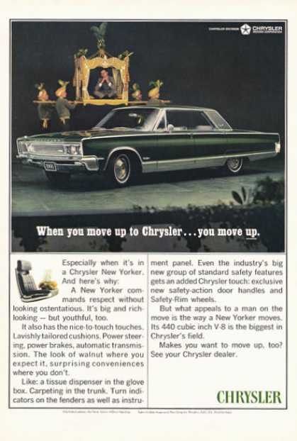 Chrysler New Yorker 4 Door (1966)