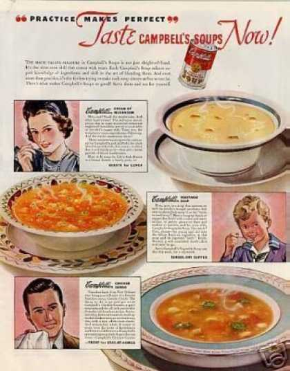 Campbell Soup (1938)