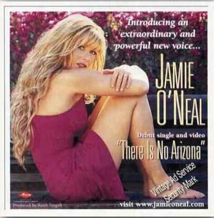 Jamie O'neal Debut Single Photo (2000)