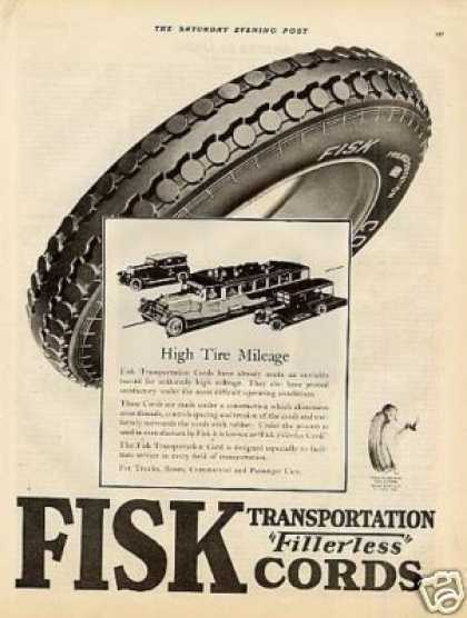 Fisk Tire (1926)