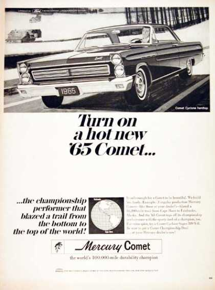 Mercury Comet Cyclone (1965)