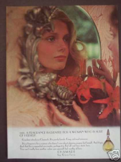 Chamade Perfume Fragrance By Guerlain (1974)