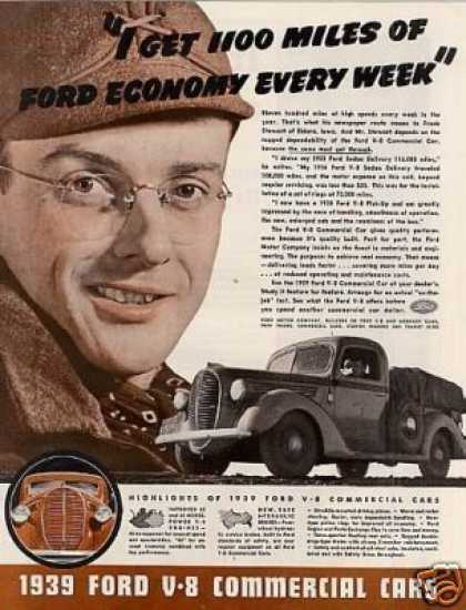 Ford Truck Color (1939)