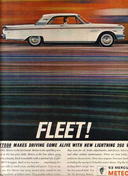 Ford's Mercury (1962)