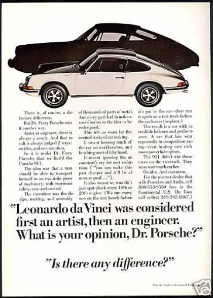 Dr. Ferry Porsche 911 Sports Car (1971)