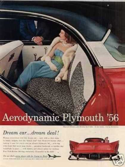 Plymouth Belvedere 4-door Sport Sedan (1956)