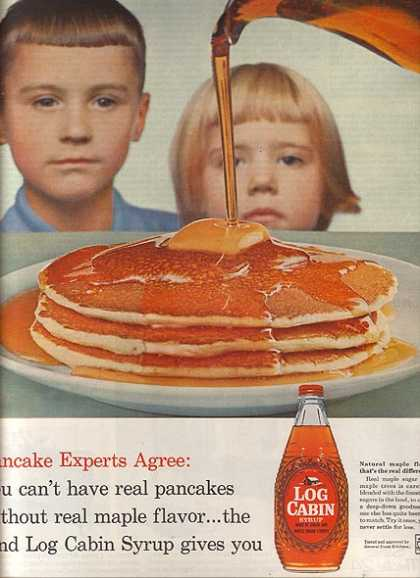 Log Cabin's Syrup (1960)