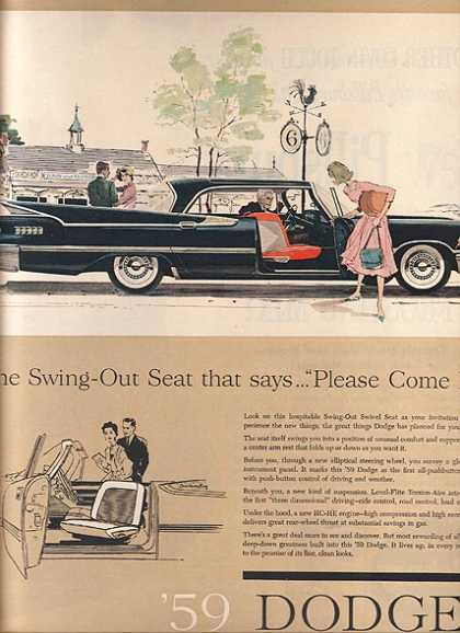 Chrysler's Dodge (1958)