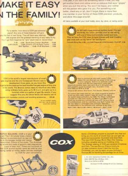 Cox (1966)