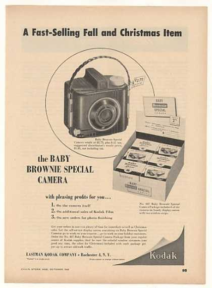 Kodak Baby Brownie Special Camera (1948)