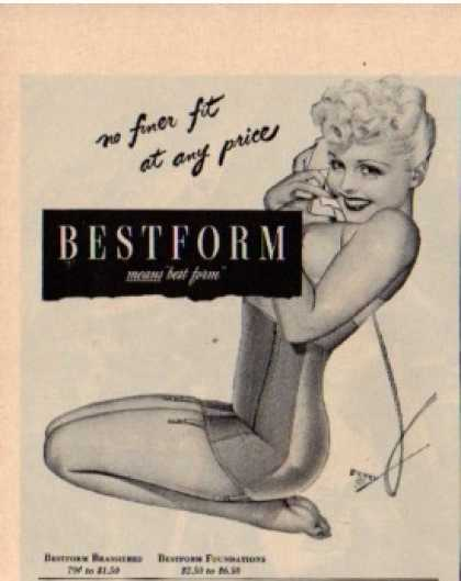 Bestform Womens Underwear Pretty Woman Petty (1945)
