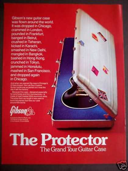 Gibson the Protector Guitar Case (1975)